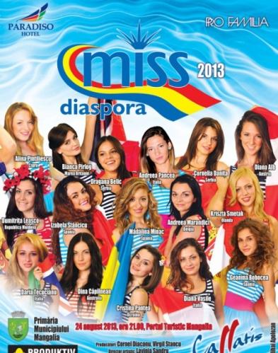 miss diaspora 2013