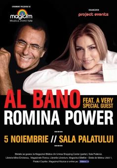 concert albano-romina power-sala palatului bucuresti-5 noiembrie-project events