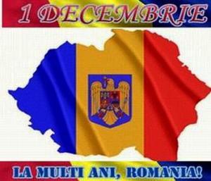 1 decembrie -ziua nationala a romaniei-la multi ani