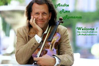 andre rieu -concert in romania -welcome !