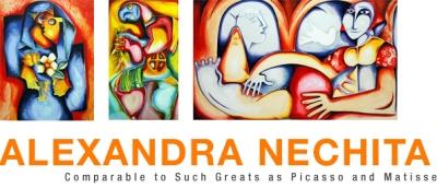 art_AlexandraNechita-ALEXANDRA NECHITA -the petite Picasso-Micuta Picasso sau Mozart cu pensula