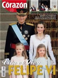 regele felipe vi -regina letizia-viva españa-revista corazon-marin mihai-revista hai romania-spania