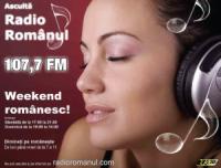 radio romanul 107,7 fm -madrid -spania