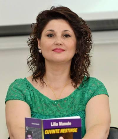 LILIA MANOLE (Manole-Cazacu Lilia )-Chisinau