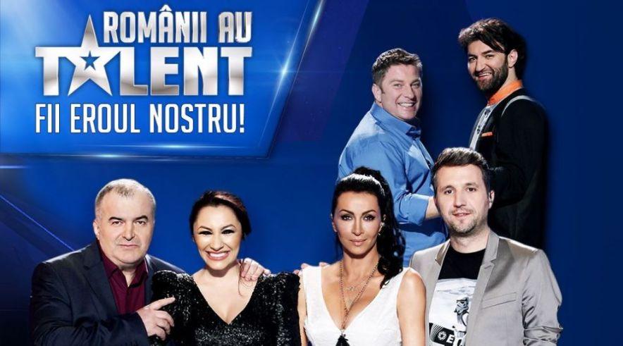 Resultado de imagen de romanii au talent 2017 preselectii