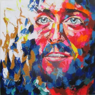 Iisus- Pictura de Mirela Balan ( Italia)