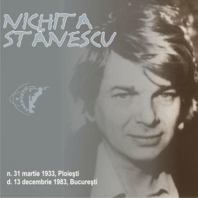 Resultado de imagen de nichita stanescu biografie foto